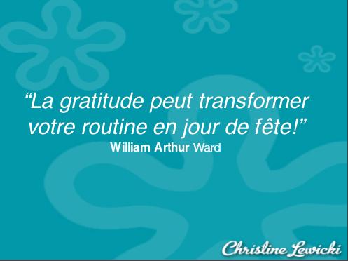 Gratitude Fr