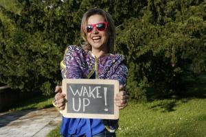 """""""Brille et si tu déranges les autres donnes leur des lunettes de soleil"""" Lisa Nichols"""