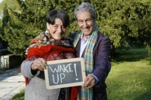 On peut aussi venir à Wake-Up en couple