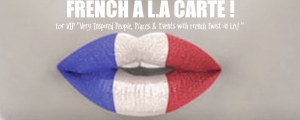 French A LA Carte logo